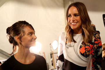 Louise Roe TRESemme at Clover Canyon Mercedes-Benz Fashion Week SS'15 Presentation