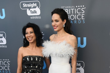 Loung Ung The 23rd Annual Critics' Choice Awards - Arrivals