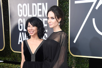 Loung Ung 75th Annual Golden Globe Awards - Arrivals