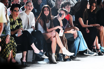 Lourdes Leon Proenza Schouler - Front Row - September 2019 - New York Fashion Week: The Shows