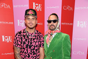 Char Defrancesco and Marc Jacobs attend Love Ball III at Gotham Hall on June 25, 2019 in New York City.