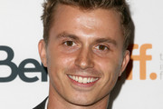 "Actor Kenny Wormald attends the ""Love & Mercy"" premiere during the 2014 Toronto International Film Festival at The Elgin on September 7, 2014 in Toronto, Canada."