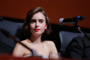 'Love, Rosie' Press Conference - The 9th Rome Film Festival