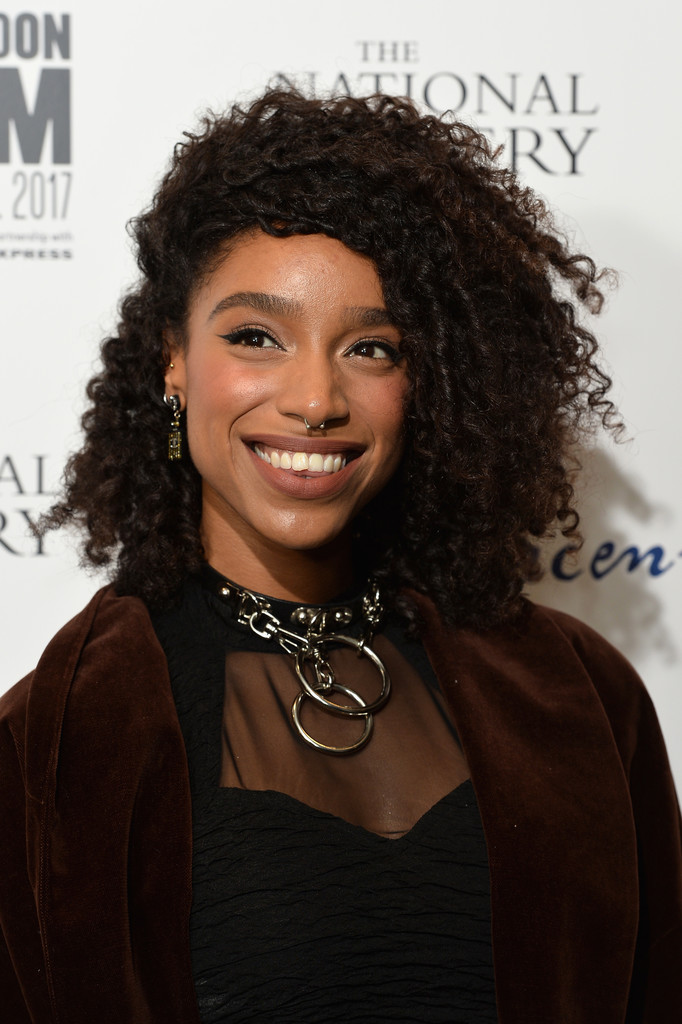 Lianne La Havas Photos Photos Loving Vincent Uk Premiere 61st Bfi London Film Festival