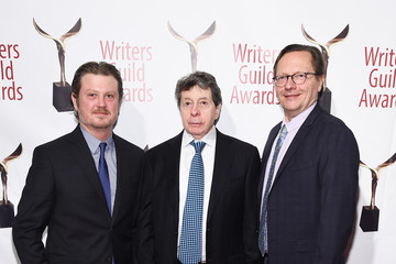 Lowell Peterson 72nd Writers Guild Awards - New York Ceremony - Arrivals