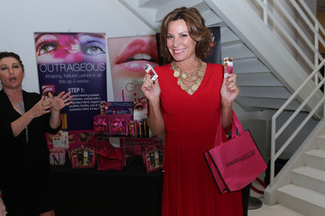 LuAnn de Lesseps GBK's New York Fashion Week Style Lounge 2015 - Day 2
