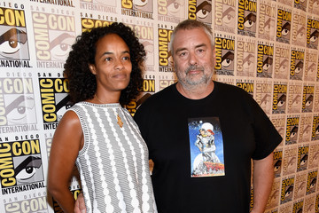 Luc Besson Comic-Con International 2016 - EuropaCorp Press Line