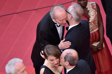 Luc Dardenne 'The Unknown Girl (La Fille Inconnue)' - Red Carpet Arrivals - The 69th Annual Cannes Film Festival