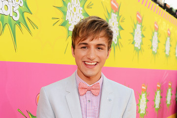 Lucas Cruikshank Nickelodeon's 26th Annual Kids' Choice Awards - Red Carpet