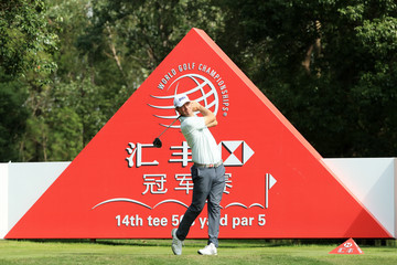 Lucas Glover WGC - HSBC Champions: Day One
