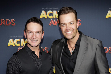 Lucas Hoge 53rd Academy Of Country Music Awards  - Guest Lounge