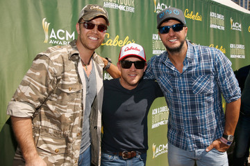 Lucas Hoge Cabela's and Academy of Country Music Celebrity Archery Tournament at 4th ACM Party for a Cause Festival