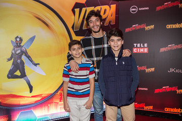 Lucas 'The Ant-Man And The Wasp' - Sao Paulo Premiere