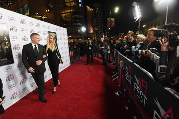Lucia Oskerova 'Foxcatcher' Premieres in Hollywood