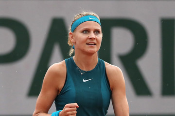 Lucie Safarova 2018 French Open - Day Two