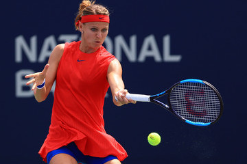 Lucie Safarova Rogers Cup Presented by National Bank - Day 6