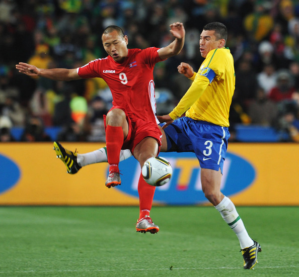 Brazil v North Korea: Group G - 2010 FIFA World Cup []