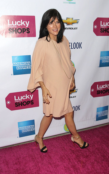 "Actress Selma Blair attends Lucky Magazine Host The First Annual ""Lucky Shops LA"" at Siren Studios on April 7, 2011 in Los Angeles, California."