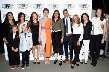 Lucy Barzun Donnelly Amanda Kerry 53rd New York Film Festival - 'Maggie's Plan' - Arrivals