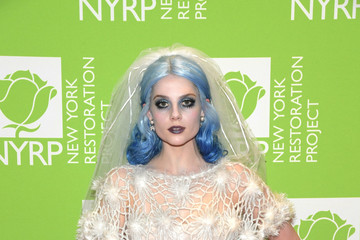 Lucy Boynton Bette Midler's Hulaween To Benefit NYC Restoration Project