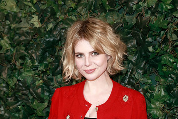 Lucy Boynton Charles Finch & Chanel Pre BAFTA Party - Arrivals