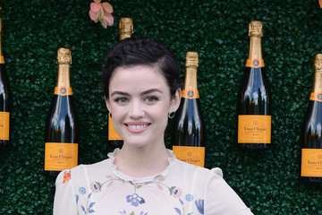 Lucy Hale The Tenth Annual Veuve Clicquot Polo Classic - Arrivals