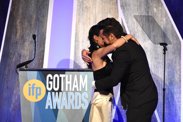 Lucy Liu IFP's 27th Annual Gotham Independent Film Awards - Show