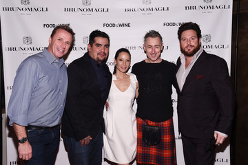 Lucy Liu Bruno Magli Presents a Taste of Italy, Co-Hosted by Food & Wine & Scott Conant