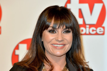 Lucy Pargeter TV Choice Awards - Red Carpet Arrivals