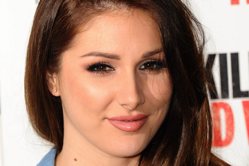 Lucy Pinder 'We Still Kill the Old Way' Photo Call