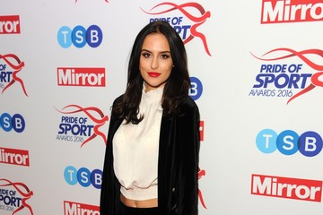 Lucy Watson Daily Mirror Pride of Sport Awards - Arrivals