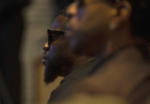 Memorial Service For George Floyd Held In Minneapolis [human,glasses,darkness,night,photography,kevin hart,ludacris,george floyd,actor,human,celebrities,eulogy,minneapolis,memorial service,service,close-up,human,h m]
