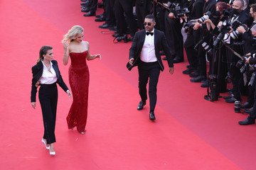 """Ludovica Pagani """"A Felesegam Tortenete/The Story Of My Wife"""" Red Carpet - The 74th Annual Cannes Film Festival"""