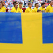 Ludwig Augustinsson Sweden vs. England: Quarter Final - 2018 FIFA World Cup Russia