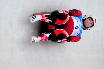 Regan Lauscher Luge - Day 2