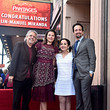 Luis A. Miranda Lin-Manuel Miranda Is Honored With A Star On The Hollywood Walk Of Fame