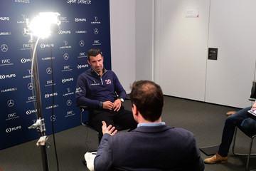 Luis Figo Media Interviews - 2020 Laureus World Sports Awards - Berlin  Laureus Media Center