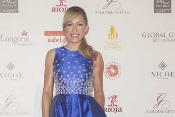 Lujan Arguelles Global Gift Gala in Madrid
