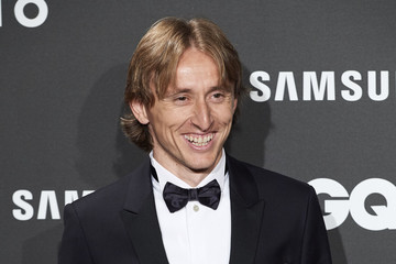 Luka Modric GQ Men Of The Year Awards 2018 In Madrid