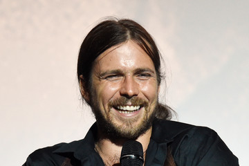 "Lukas Nelson ""A Star Is Born"" Screening With Bradley Cooper And Lukas Nelson In Nashville, TN"