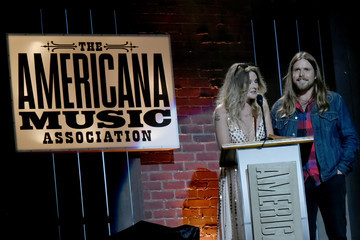 Lukas Nelson Americana Music Association Honors & Awards Show 2017