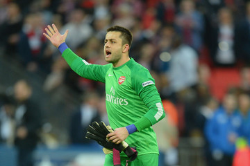 Lukasz Fabianski Wigan Athletic v Arsenal - FA Cup Semi-Final