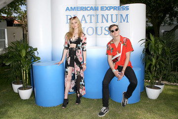 Luke Baines American Express Platinum House at the Avalon Hotel Palm Springs