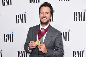 Luke Bryan 65th Annual BMI Country Awards - Arrivals