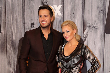 Luke Bryan Arrivals at the American Country Countdown Awards