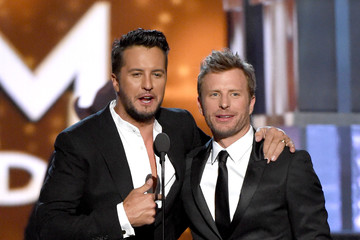 Luke Bryan 51st Academy of Country Music Awards - Show