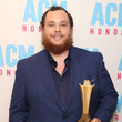 Luke Combs 14th Annual Academy Of Country Music Honors - Backstage