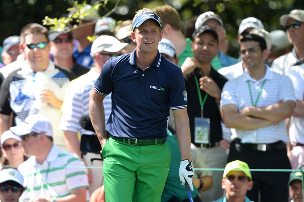 The Masters: Round 2