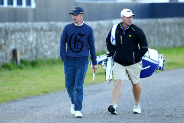 Luke Donald Alfred Dunhill Links Championship - Day One