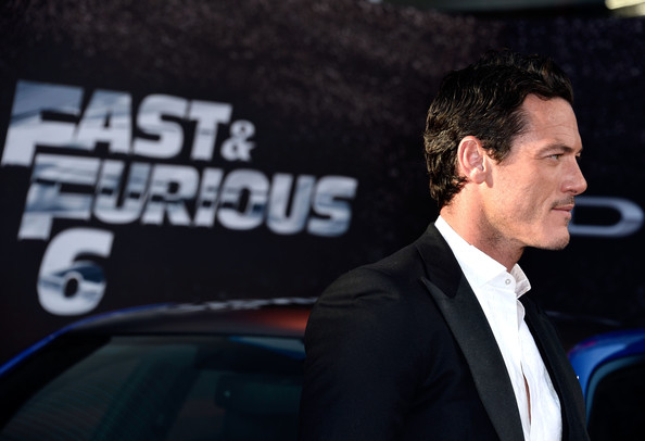 Luke Evans Photos Photos - 'Fast and Furious 6' Premieres ...
